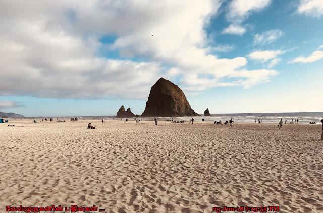 Oregon Haystack Rock