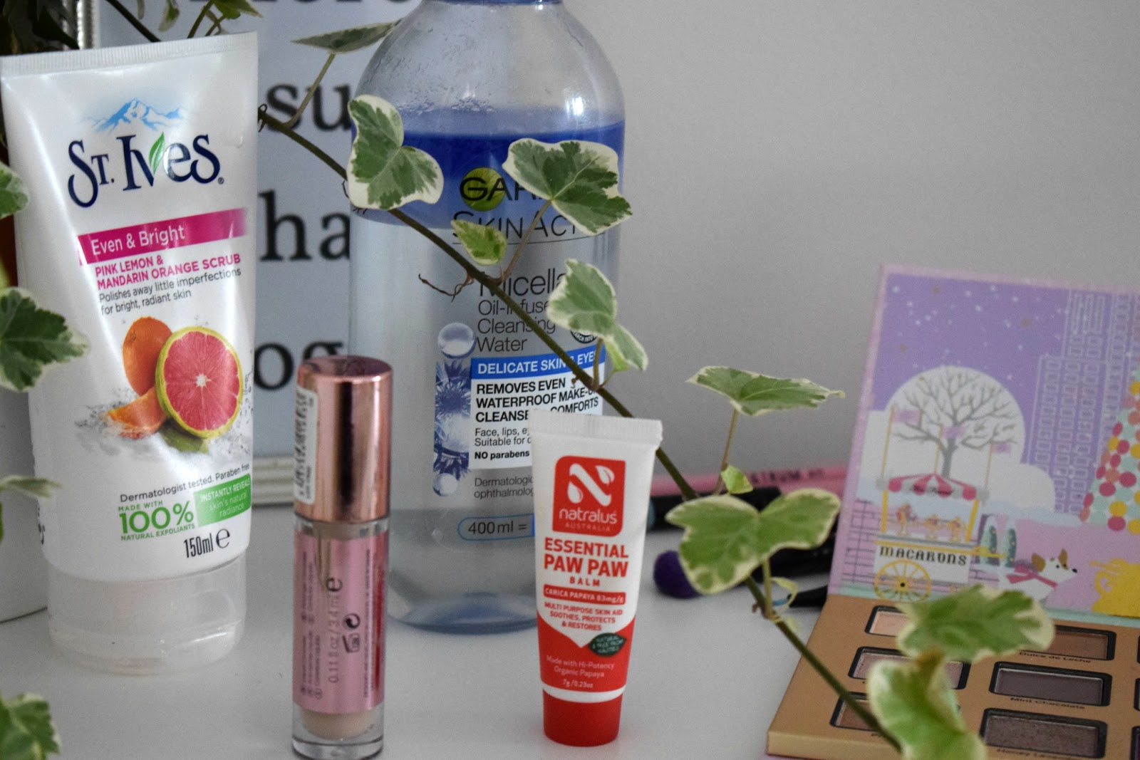 February's beauty favourites