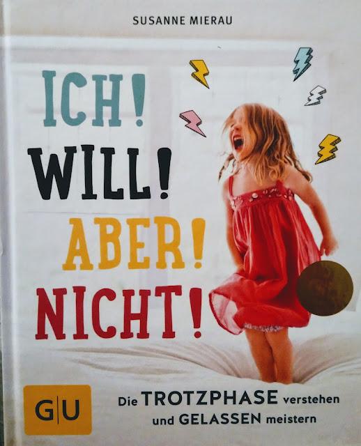 Buchcover Susanne Mierau Ich! Will! Aber! Nicht!