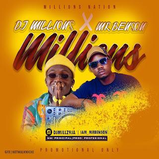 DJ Millions- Millions #HB Media NG