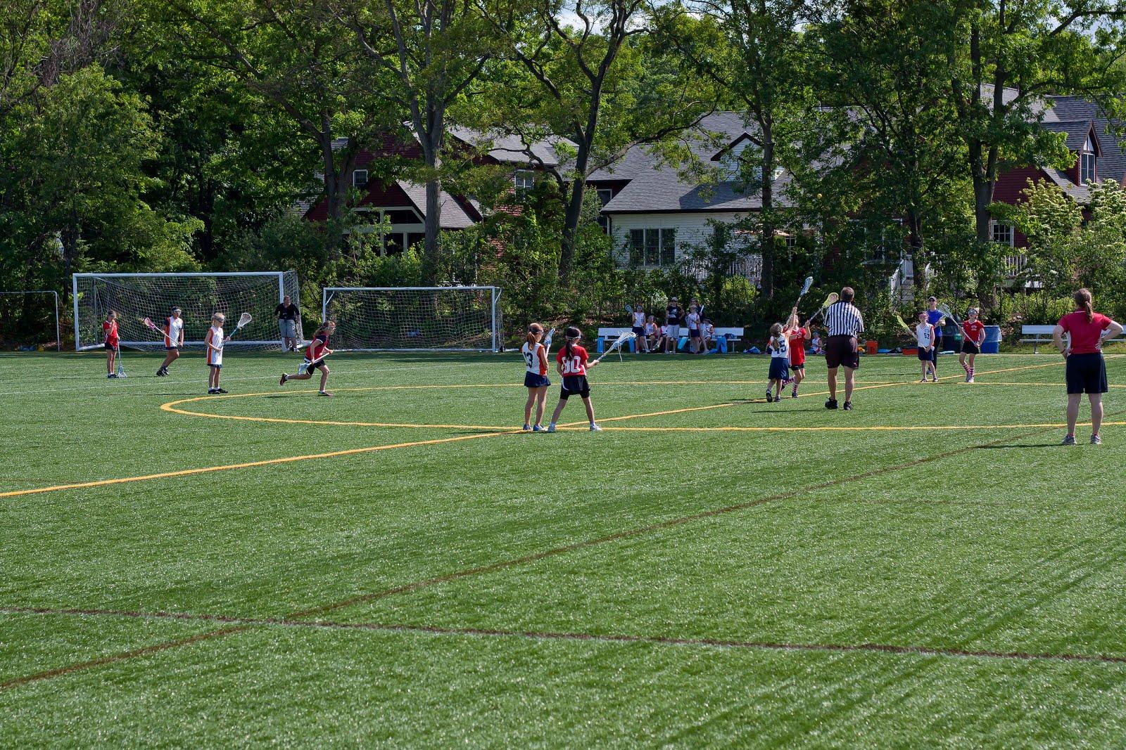 Amateur sports photography