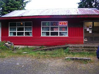 Dicks Wok Inn Sandspit BC