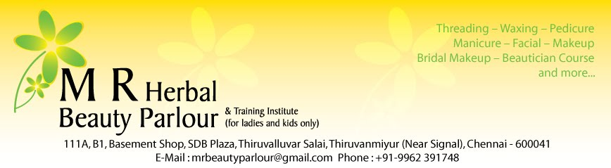 M R Herbal Beauty Parlour & Training Institute (ROSARY JOHN'S BEAUTY