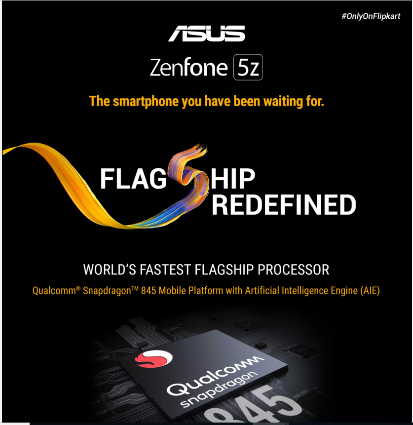 Asus Set To Launch Its Latest Flagship Zenfone 5z On July 4