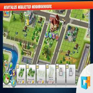 Green City Game Download For PC