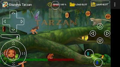 تحميل لعبة Tarzan للاندرويد والايفون