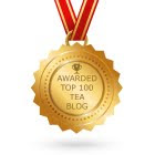 Tea Blog Award - Thank You!