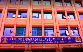 Kantor Imigrasi Jakarta Utara