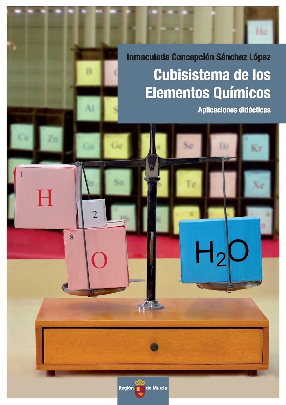 Cubisistema de los elementos químicos: Aplicaciones didácticas