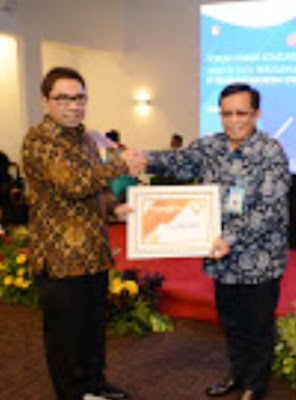 IKT  Raih 1st Best Compliance of IPC Subsidiary