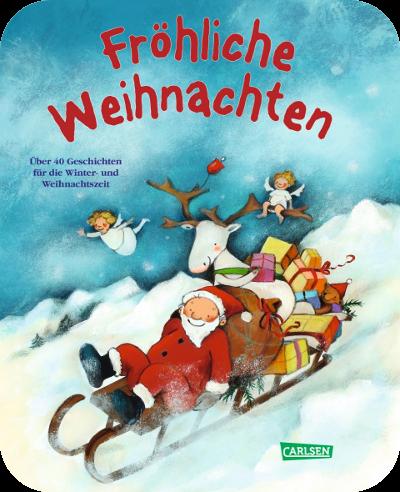 Kinderbücher Weihnachten.Damaris Liest Mini Kinderbuch Fröhliche Weihnachten