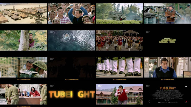 Tubelight 2017 Hindi Official Trailer Screenshot
