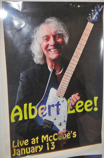 concert overload concert 619 albert lee at mccabe 39 s guitar shop january 13 2012. Black Bedroom Furniture Sets. Home Design Ideas