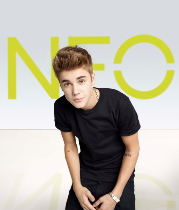 "65979e1620 Justin Bieber will front NEO s seasonal campaigns under its ""Live Your  Style"" positioning"
