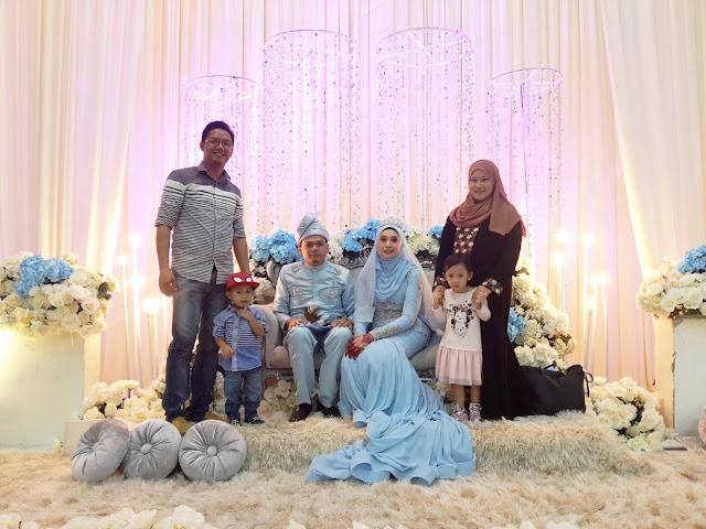 Selamat Pengantin Baru My Cousin Nadrah !