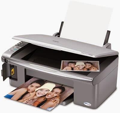 Image Epson Stylus CX5000 Printer Driver