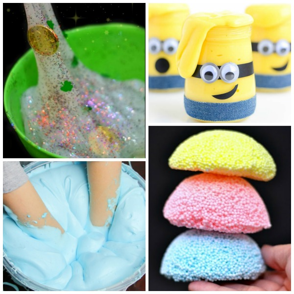 100+ SLIME RECIPES: THE ULTIMATE LIST! #slimerecipe #howtomakeslime #slime #slimerecipeeasy #slimewithoutglue #playrecipesforkids #playrecipes #kidscrafts #activitiesforkids #craftsforkids