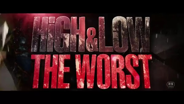 High And Low The Worst Rilis Trailer Pertamanya