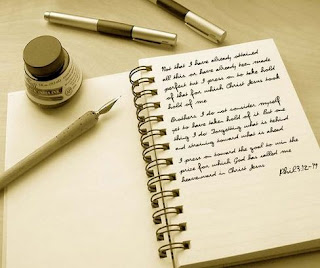 Contoh Cara Menulis dan Membuat Karya Tulis Ilmiah Sederhana beserta Sistematika Penulisannya
