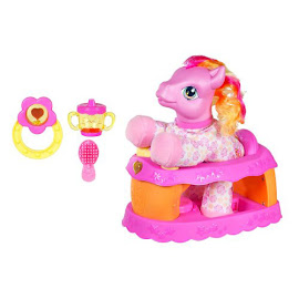 MLP Sweet Steps So-Soft Walking G3 Pony