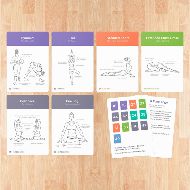 Yoga Cards Yoga Cards