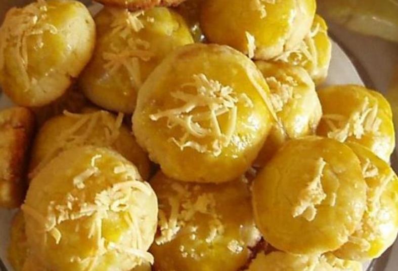 Resep Kue Nastar Keju Nastar Lumer Rumahan Enak Banget Chatalryadh