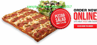 Black Jack Pizza coupons february