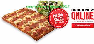 Black Jack Pizza coupons february