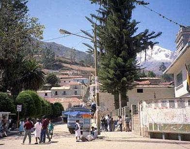 Sorata un paraíso terrenal (La Paz)
