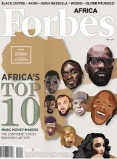 3 Nigerian Musicians Make Forbes' Top 10 Richest African Musicians (Full List)