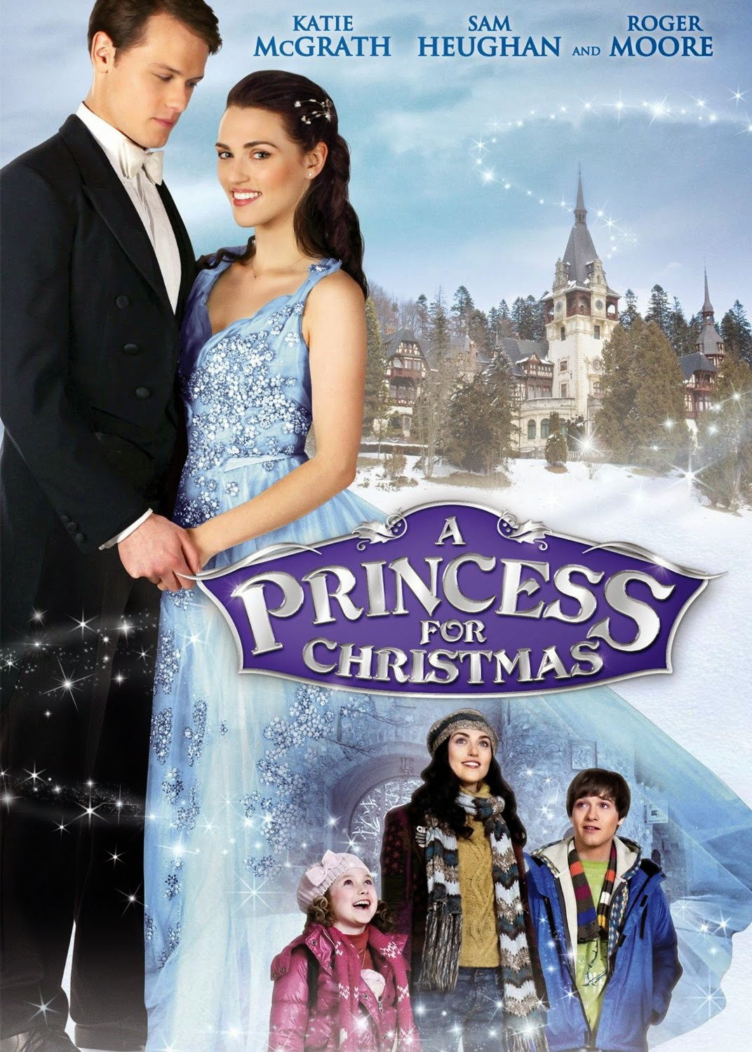 DVD Review - A Princess For Christmas
