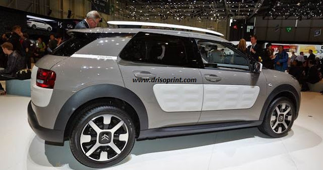 New Citroen C4 Cactus Review