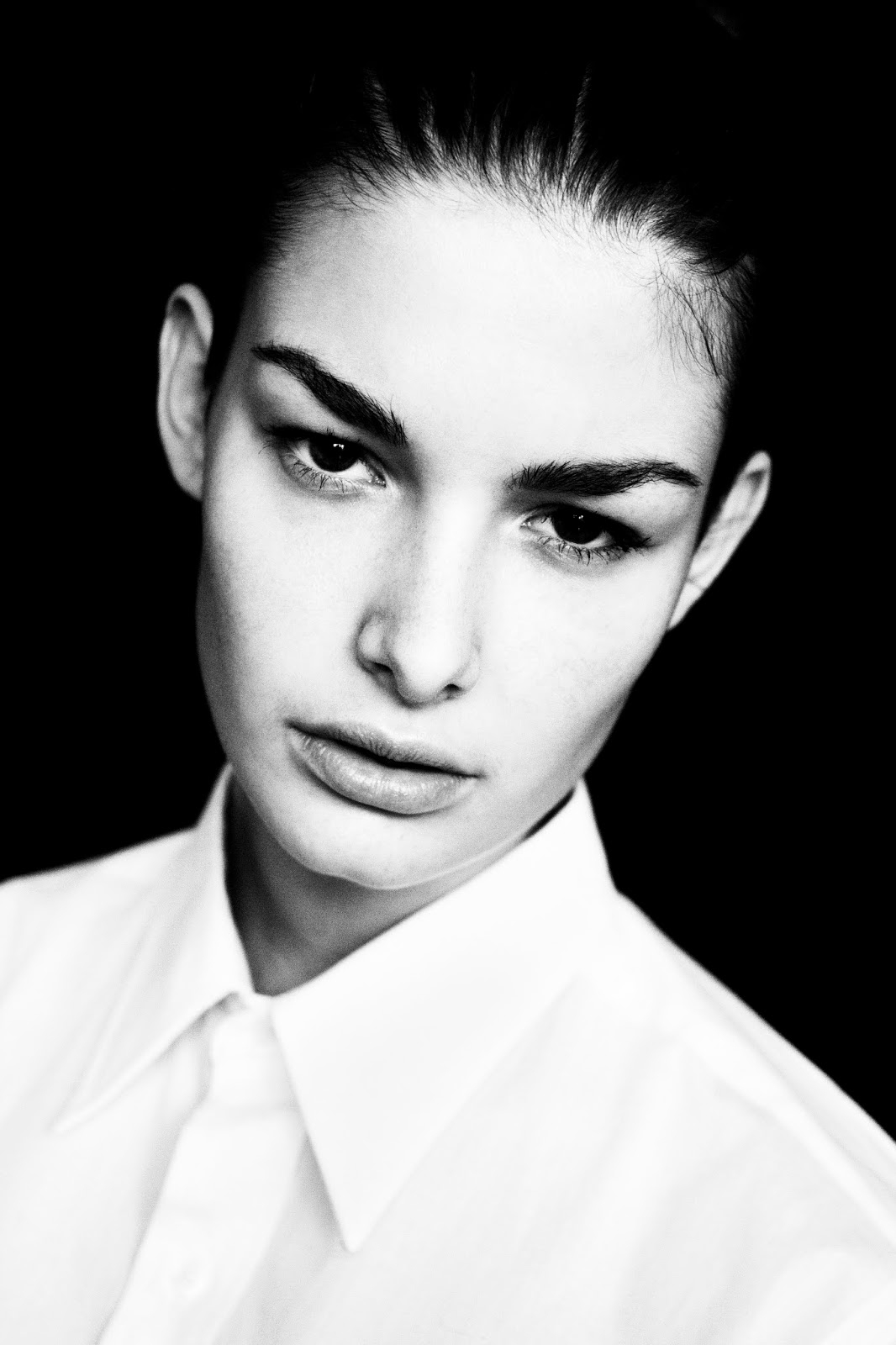 Ophelie Guillermand Photographed by Zie Otto
