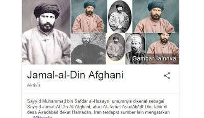 Pokok-Pokok Pemikiran Jamaluddin Al-Afghani