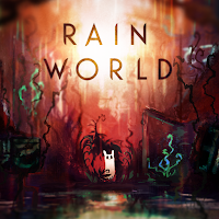 Rain World Game Logo