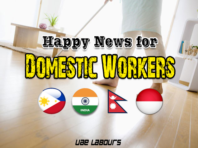 Domestic worker Hiring Rules nether TADBEER Center has been announced past times the Ministry of Hu New Visa Rules for Domestic workers