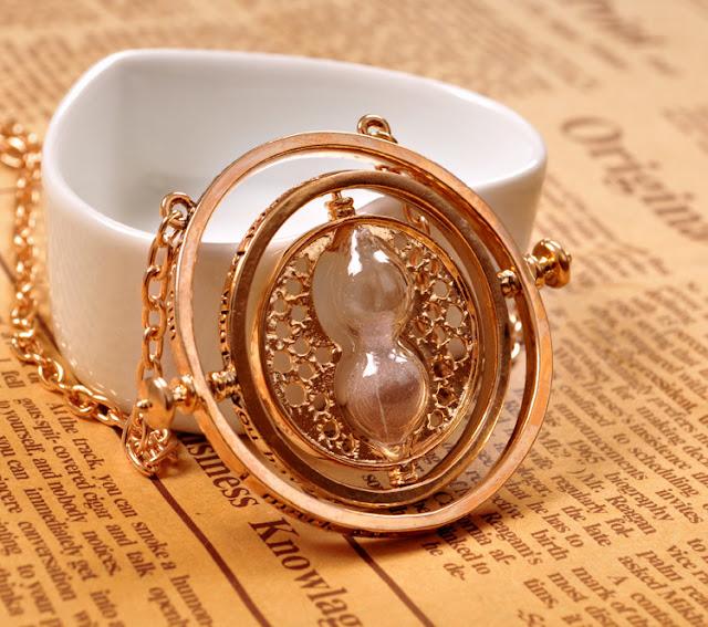 naszyjnik Hermiony zmieniacz czasu