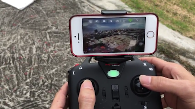 Review Drone MJX Bugs B2W Monster Udara Berkamera HD