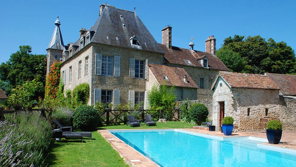 Passion for luxury ch teau de saint paterne france for Boutique hotel normandie