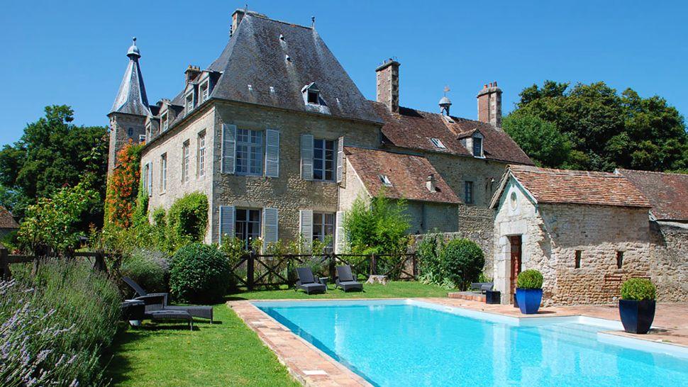 Passion for luxury ch teau de saint paterne france for Boutique hotels france