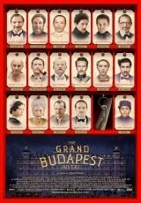 Carátula del DVD El gran hotel Budapest