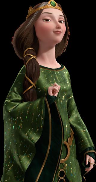 エマ・トンプソン(エリノア王妃) Emma Thompson : Qu... とある学生の日常日