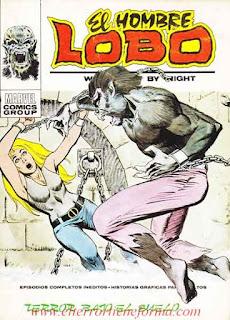 El Hombre Lobo 06 Ediciones Vertice