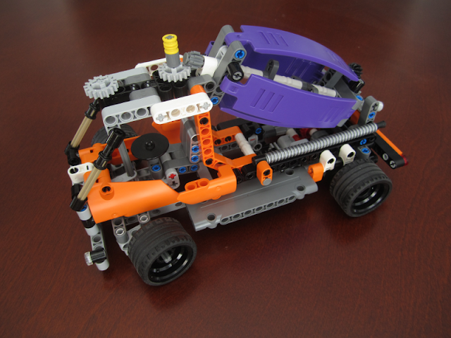 Mindstorms Ev3 Trial Truck Chassis Busterhaus