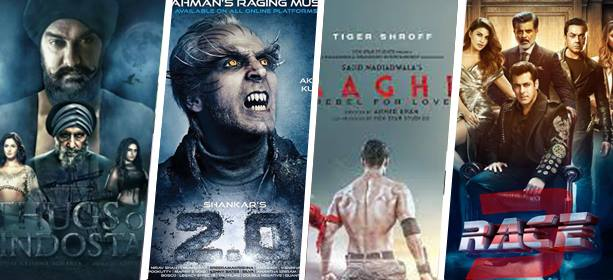 Top 10 Highest Opening Day Collections in Bollywood