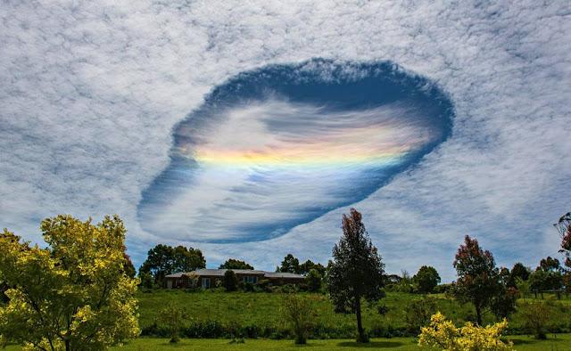 """¿Qué son en realidad los llamados """"agujeros en el cielo""""?"""