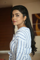 Avantika Mishra in One Shoulder Crop Top and Denim Jeggings ~  Exclusive 033.JPG