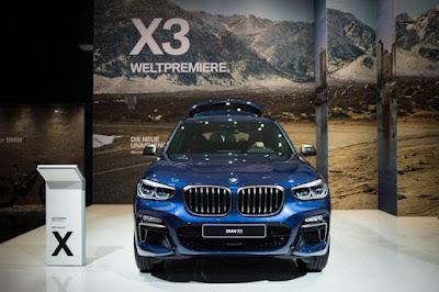 BMW X3 2018 Review, Specs, Price