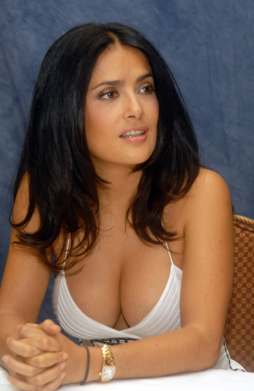 Very salma hayek porno cock first comment