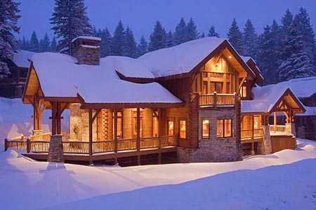 Creating luxury mountain house plans